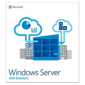 Microsoft Windows Server 2019 Standard 16 Core Eng (64-bit OEM)
