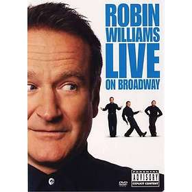 Robin Williams: Live on Broadway (US)