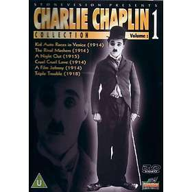 Charlie Chaplin Collection Vol 1