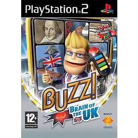 Buzz! Brain of the UK (PS2)