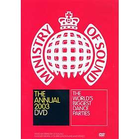 Ministry of Sound: The Annual 2003 DVD