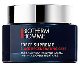 Biotherm Homme Force Supreme Black Regenerating Care Night Treatment 75ml