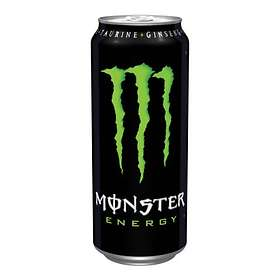 Monster Energy Drink Burk 0,5l 24-pack