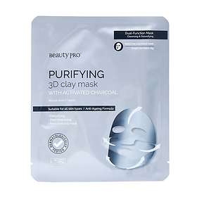 Beauty Pro 3D Clay Purifying Mask 1st