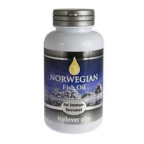 Norwegian Fish Oil Shark Liver Oil 120 Kapslar