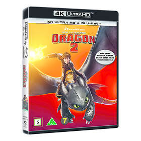 How to Train Your Dragon 2 (UHD+BD)