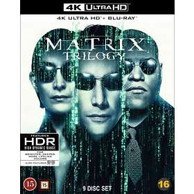 The Matrix Trilogy (UHD+BD)
