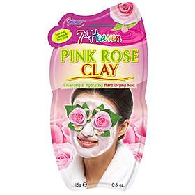 Montagne Jeunesse 7th Heaven Pink Rose Clay Mask 15g