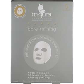 Miqura Care Anti Blemish Pore Refining Sheet Mask 5st
