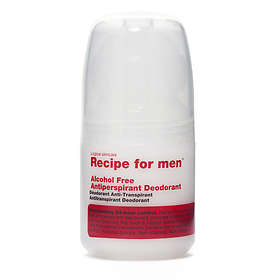 Recipe For Men Antiperspirant Roll-On 60ml