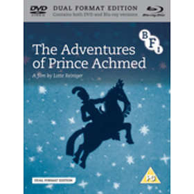 The Adventures of Prince Achmed (BD+DVD)
