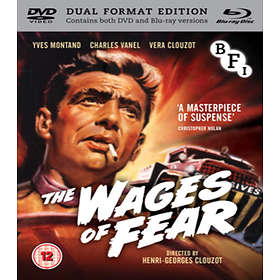 The Wages of Fear (BD+DVD)