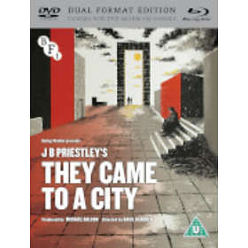 They Came to a City (BD+DVD)