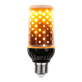 Star Trading LED T45 Flame Lamp 300lm 1800K E27 2.6W