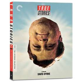 True Stories - Criterion Collection - DigiPack (BD+CD)