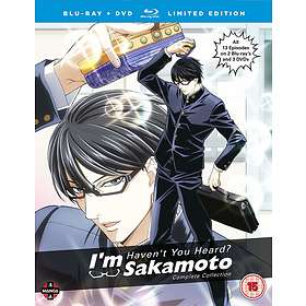 Haven't You Heard? I'm Sakamoto - Complete Collection - Collector's Edition