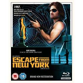 Escape from New York (2-Disc) (UK)