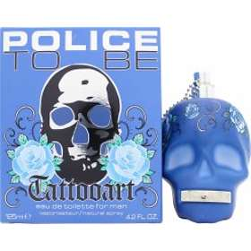 Police To Be Tattooart For Man edt 125ml