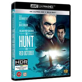 The Hunt For Red October (UHD+BD)