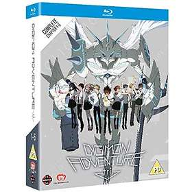 Digimon Adventure Tri: Movie - The Complete Collection (UK)