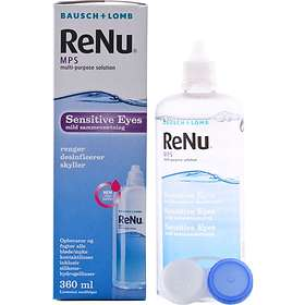 Bausch & Lomb ReNu MPS Multi-Purpose Solution 360ml