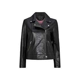 Soaked in Luxury Maeve Leather Jacket (Dam)