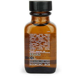 Booming Bob Argan Moisture & Sweet Vanilla Beard Oil 30ml