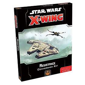 Star Wars X-Wing 2nd Edition: Resistance Conversion Kit (exp.)