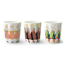Design House Stockholm Elsa Beskow Mugg 28cl 3-pack