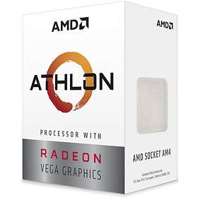 AMD Athlon 240GE 3,5GHz Socket AM4 Box