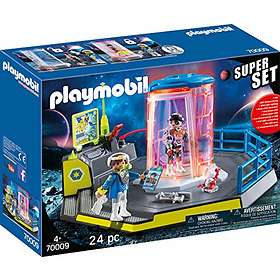 Playmobil Space 70009 SuperSet Galaxy Police Rangers