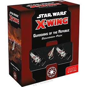 Star Wars X-Wing 2nd Edition: Guardians of the Republic Squadron (exp.)