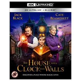 The House with a Clock in Its Walls (UHD+BD) (UK)