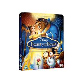 Beauty and the Beast - SteelBook Limited Edition (3D) (UK)
