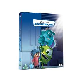 Monsters, Inc. - SteelBook Limited Edition (3D) (UK)