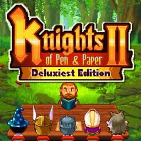 Knights of Pen & Paper 2 Deluxiest Edition (PS4)