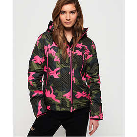 Superdry Tech Print Velocity SD-Windcheater Jacket (Dam)