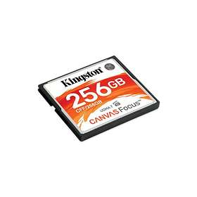 Kingston Canvas Focus Compact Flash 256GB