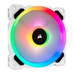 Corsair LL120 Dual Light Loop RGB White PWM 120mm LED