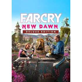Far Cry: New Dawn - Deluxe Edition (PS4)