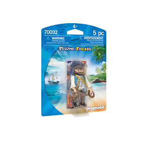 Playmobil Playmo-Friends 70032 Pirat