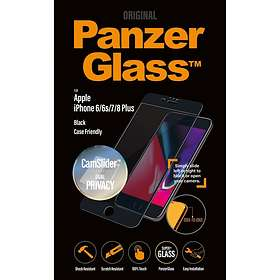 PanzerGlass Case Friendly Privacy Screen Protector for iPhone 7 Plus/8 Plus