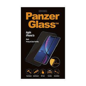 PanzerGlass Case Friendly Privacy Screen Protector for iPhone XR