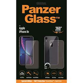 PanzerGlass Screen Protector with Back Case for iPhone XR