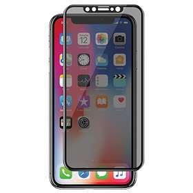 Panzer Silicate Privacy Glass Screen Protector for iPhone XS Max