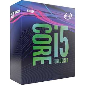 Intel Core i5 9600KF 3,7GHz Socket 1151-2 Box without Cooler