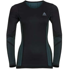 Odlo Suw Performance Windshield Crew Neck LS Shirt (Dam)