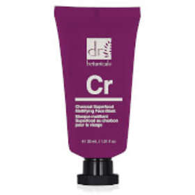 Dr Botanicals Charcoal Superfood Mattifying Face Mask 50ml