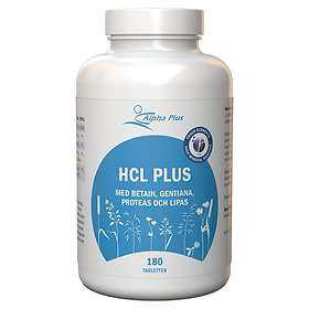 Alpha Plus HCL Plus 180 Tabletter