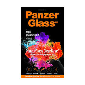 PanzerGlass ClearCase for iPhone 7 Plus/8 Plus